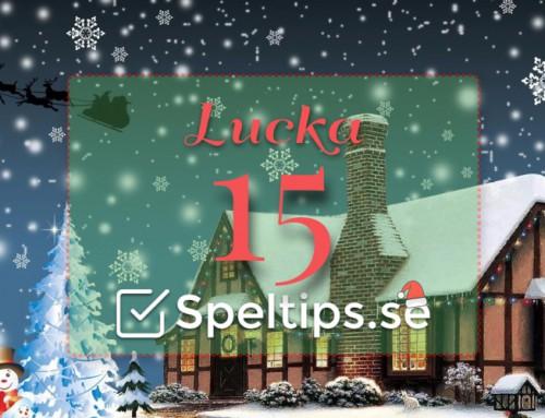 Julkalender 15/12: En drös av varma erbjudanden!