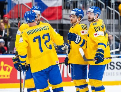 Tre Kronor illa ute mot Lettland – uddamålssegrade