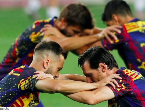 Razzia mot FC Barcelona – ordföranden gripen