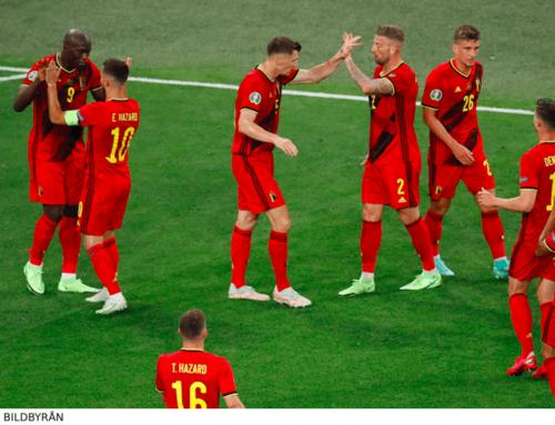Odds Finland Belgien Fotbolls-EM 2021