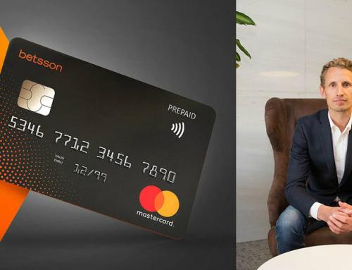 Spelbolaget Betsson lanserar ett kontokort och bankkort!