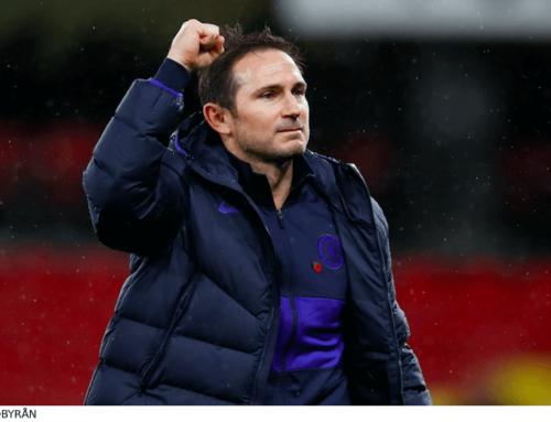 Frank Lampard är aktuell som ny tränare i Celtic