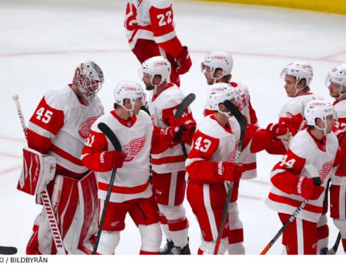 SPELTIPS 5/3 inför Carolina Hurricanes –Detroit Red Wings: Oddsen talar sitt tydliga språk!