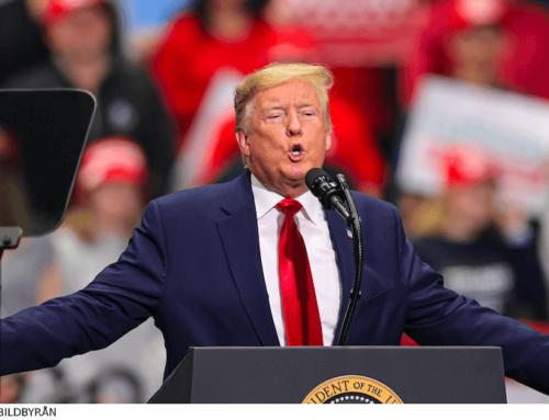 Oddsen sjunker på Trump i Presidentvalet 2020