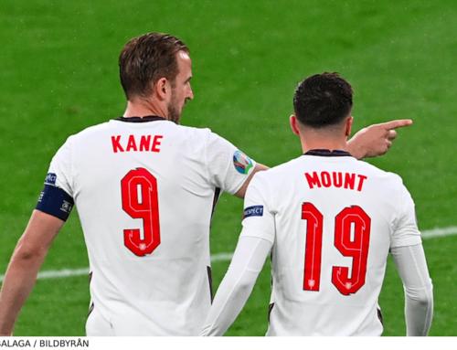 Odds England Danmark Fotbolls-EM 2021