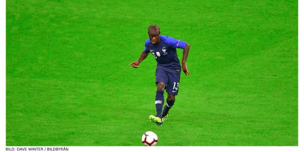 Speltips Frankrike - Turkiet 14/10 » Odds, stream & statistik