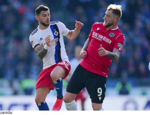 SPELTIPS 3/6 inför Hannover – Dynamo Dresden: Svenskmöte i Tyskland!
