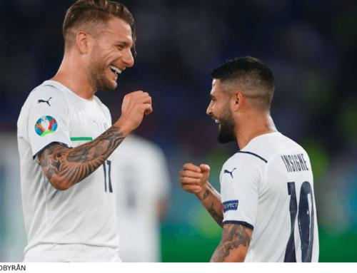 Odds Italien England Fotbolls-EM 2021