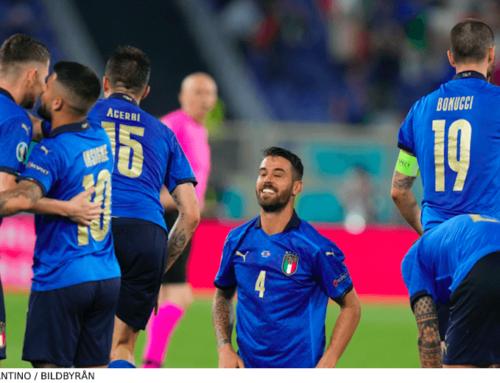 Italien mästare – långa sviten bruten