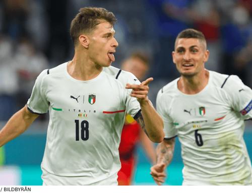 Odds Italien Spanien Fotbolls-EM 2021