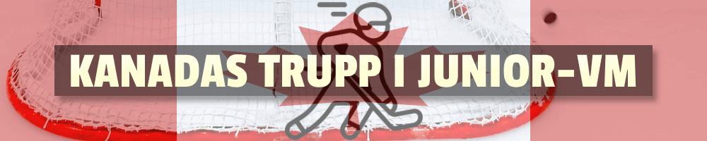 Kanada JVM 2022 Trupp