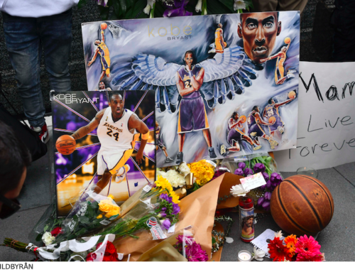 Basketvärlden i sorg – Kobe Bryant död i helikopterkrasch