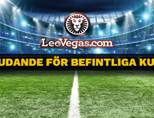 LeoVegas med ny kampanj – gratisspel varje vecka!