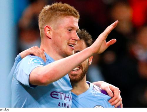 Manchester Citys avstängning från Champions League-spel hävs
