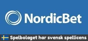 Nordicbet Odds Bonus