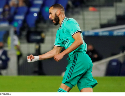 Real Madrid tog andra raka segern mot Inter