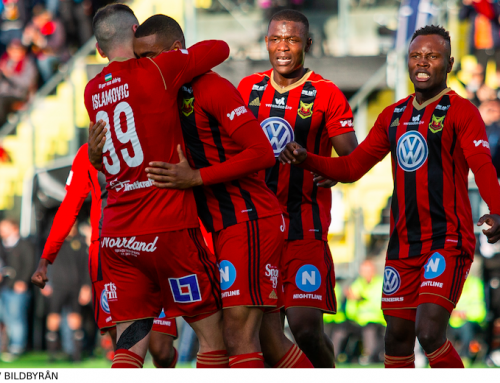 Nyhet: Östersunds FK nekas elitlicens!