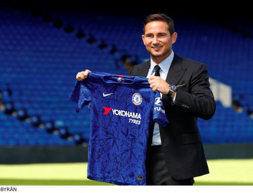 Officiellt: Frank Lampard blir Chelseas nya huvudtränare!