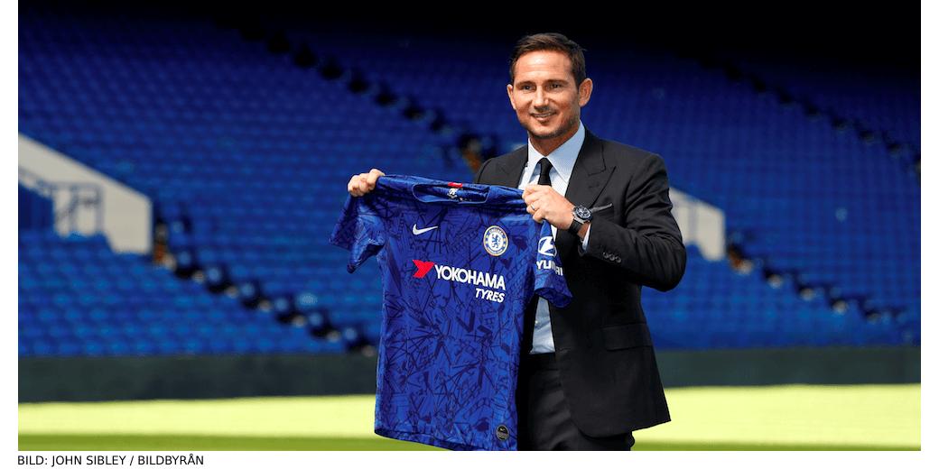 Officiellt: Frank Lampard blir Chelseas nya huvudtränare ...