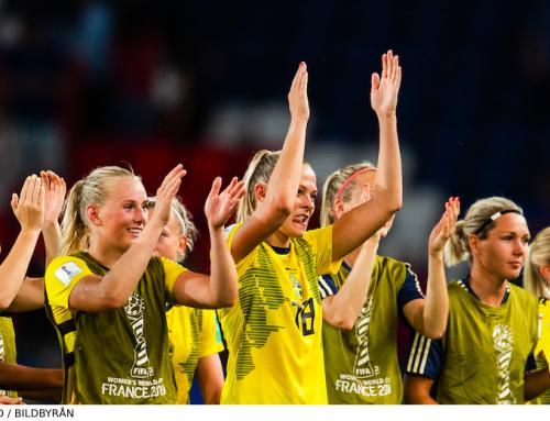 Sverige missar VM-final med en hårsmån
