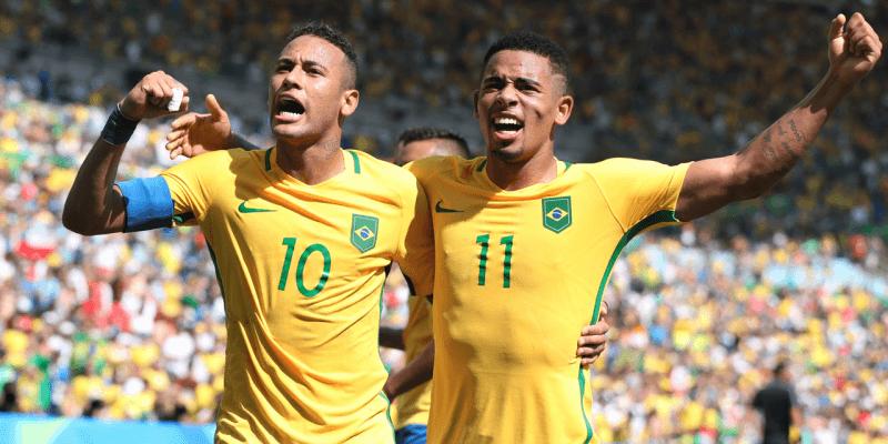 Atta raka i vm for ryssland brasilien 2