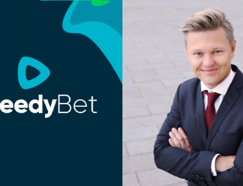INTERVJUSERIE DEL 1: Speedy Bet med Georg Westin!