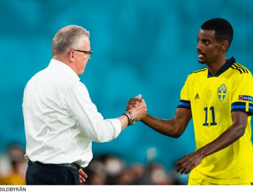 Sverige slog Slovakien – efter sent avgörande