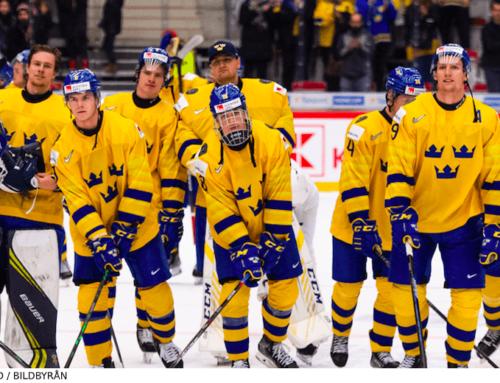 Sex spelare får lämna Sverige inför Junior-VM 2021