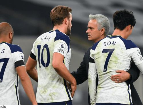 Jose Mourinho får sparken – bara dagar innan cupfinal