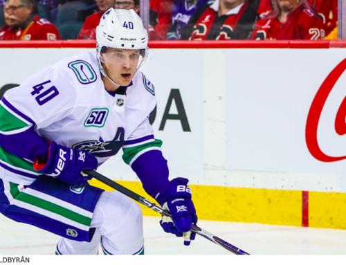 SPELTIPS 26/1 inför Vancouver Canucks –Ottawa Senators: Två lag som måste vinna!