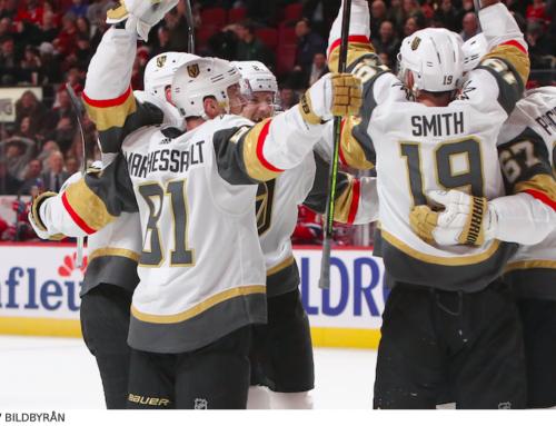 SPELTIPS 6/3 inför San Jose Sharks –Vegas Golden Knights: Självförtroendet försvann lika snabbt!
