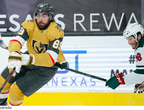 SPELTIPS 16/5 inför Vegas Golden Knights –Minnesota Wild: Nu börjar allvaret!
