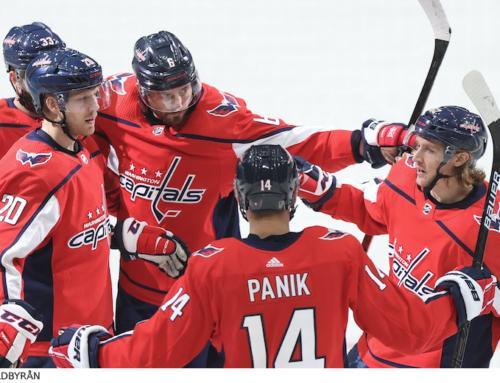 SPELTIPS 8/5 inför Washington Capitals –Philadelphia Flyers: Åkte på en överkörning senast!