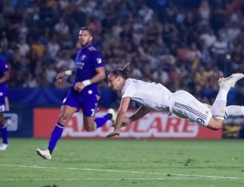 Zlatan bakom alla fyra mål i LA Galaxys galna seger!