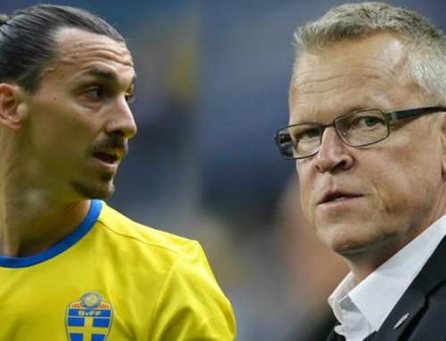 """Zlatan på plats i Ryssland: """"Det är jag som bestämmer"""""""
