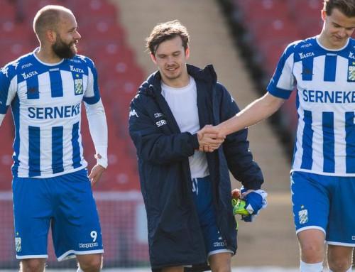 Efter Hamsik – Sam Larsson kan vara aktuell för Göteborg