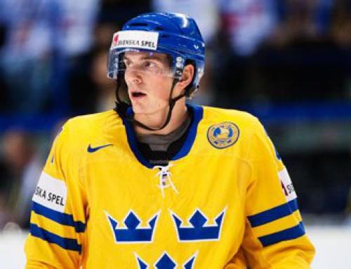 VM-truppen: Rutinerade Loui Eriksson tackar ja till VM!