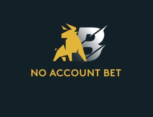Nyhet: No Account Bet har lanserats med glödhet bonus & BankID!