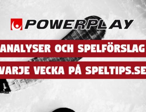 Powerplayförslag 19/1: Full SHL-omgång!