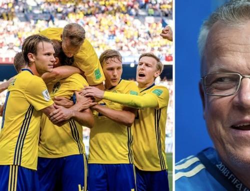 Nya världsrankingen – Sverige klättrar enormt och passerar Tyskland!